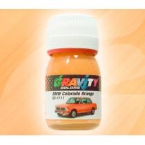 BMW Colorado Orange Gravity Colors Paint– GC-1111