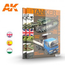 AK4835 TANKER ISSUE 09: RARITIES & VARIANTS , en Español