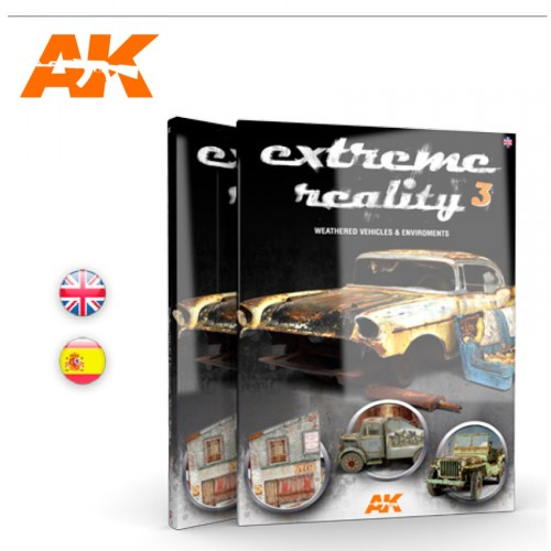 AK509    EXTREME REALITY ISSUE 03, en Español
