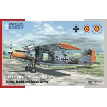 "Dornier Do-27 ""German, Spanish and Belgian Service 1/72"