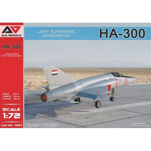 Helwan HA-300. 1/72