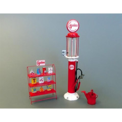 Gasoline stand 1/35