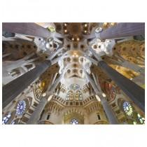 1000 - Sagrada Familia, Barcelona