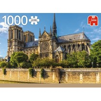 Jumbo - Notre Dame, Paris Puzzle de 1000