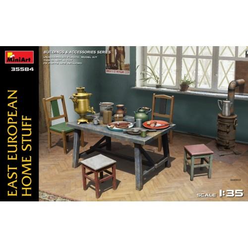East European Home Stuff  1/35