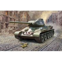 Soviet T-34/85 NEW TOOL in 2018 1/35
