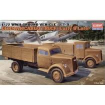 Opel Cargo Truck WWII German. 1/72
