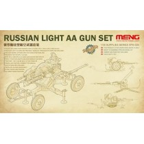 Soviet Light AA Gun Set 1/35