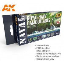 ROYAL NAVY CAMOUFLAGES 2