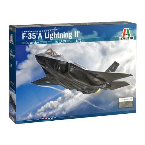 Lockheed-Martin F-35A Lightning II.