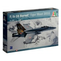 McDonnell-Douglas F/A-18 Hornet Tiger Meet 2016. 1/72