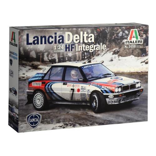 Lancia HF Integrale 1/24
