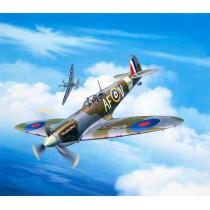 Supermarine Spitfire Mk.IIa New Tool 1/72