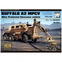 Buffalo A2 MPCV (Mine Protected Clearance Vehicle) 1/35