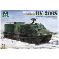 Bv206S Articulated Armoured Personnel Carrier 1/35