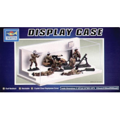 Display Case 232mmL x 120mmW x 86mmH