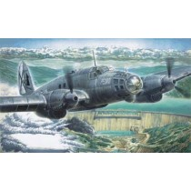 Heinkel He 111B Pedro 1/72