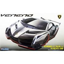 Lamborghini Veneno with Engine 1/24