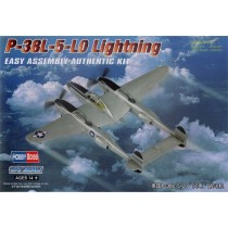 Lockheed P-38L-5-LO Lightning 1/72