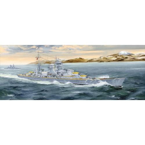 Blucher German Heavy Cruiser 1/350
