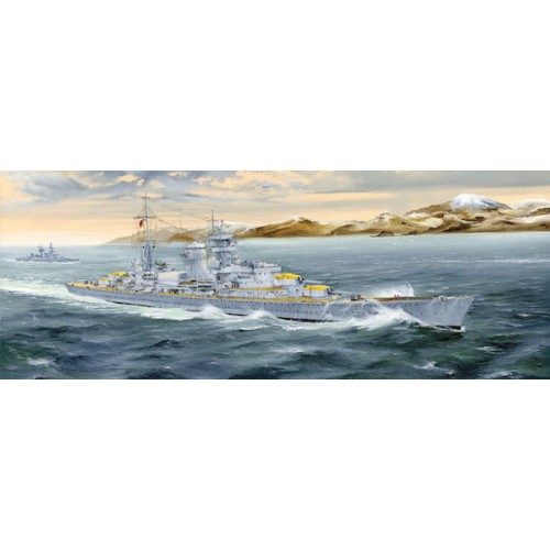 Blucher German Heavy Cruiser 1/350