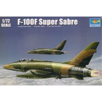 North-American F-100F Super Sabre 1/72