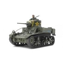US Light Tank M3 Stuart - Late Production 1/35