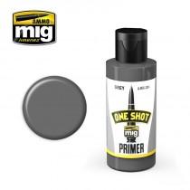 ONE SHOT PRIMER - GRIS 60ML.