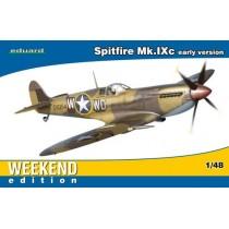 Supermarine Spitfire Mk.IXc early version  1/48