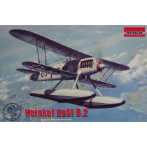 Heinkel He-51B-2 float plane 1/48