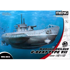 Warship Builder U-Boat Type VII Cartoon