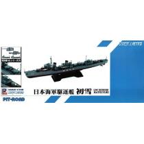 IJN Destroyer HATSUYUKI with new equipment parts set