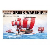 GREEK WARSHIP 100.BC ( sin escala)