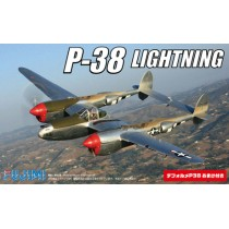 P-38 Lightning 1/144 ( 2 KITS)