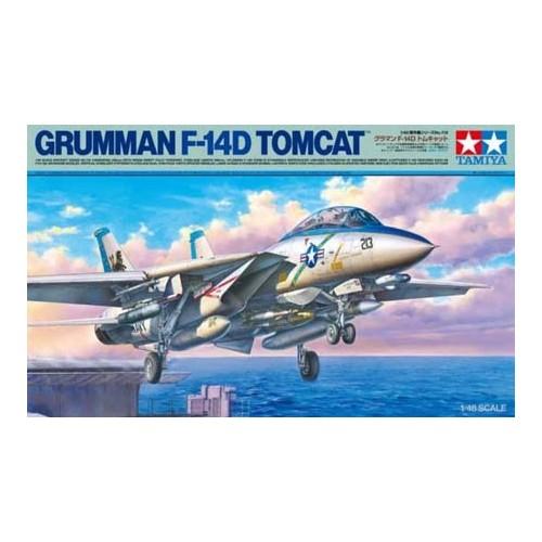 Grumman F-14D Tomcat 1/48