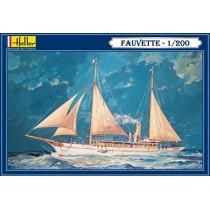 FAUVETTE 1/200