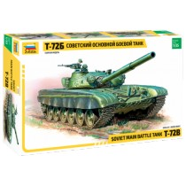 Soviet T-72B MBT 1/35