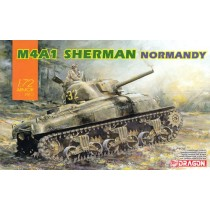 M4A1 Sherman in Normandy 1/72