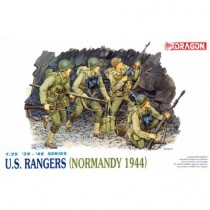 U.S. Rangers (Normandy 1944)  1/35
