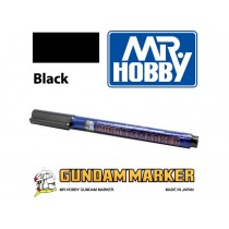 Gundam Marker 01: Negro 0,3 MM.