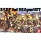 U.C. Hard Graph E.F.G.F. Anti MS Squad Set