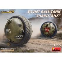 "Soviet Ball tank ""Sharotank"" 1/35"