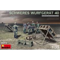 SCHWERES WURFGERÄT 40. 1/35