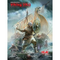 Viking (IX century) (100% new moulds) 1/16