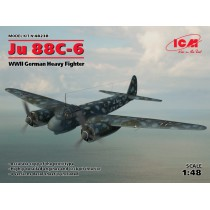 Junkers Ju-88С-6 WWII German Heavy Fighter 1/48