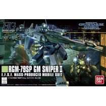 HGUC GM SNIPER II 1/144