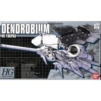 HGUC RX-78 GP03 DENDROBIUM 1/550