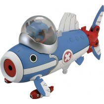 ONE PIECE CHOPPER ROBOT n3 CHOPPER TANK