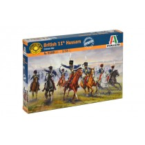 British Hussars (Crimean war) 1/72