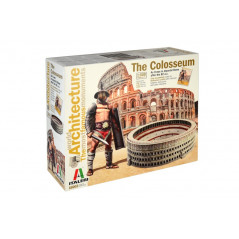 THE COLOSSEUM 1/500: WORLD ARCHITECTURE